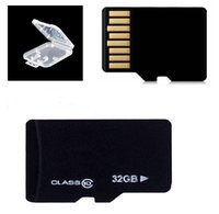 Wholesale 100 Brand New Original Real Capacity GB G MicroSD card Memory Card GB Class10 High Speed Micro SD TF Card wtih Retail Package