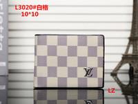 Wholesale luxury toys for men for sale - 2018 Male luxury wallet Casual Short designer Card holder pocket Fashion Purse wallets for men