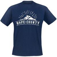 anti lejos al por mayor-Far Cry 5 - Condado de Hope - Camiseta oficial para hombre