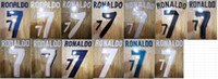 12 13 13 14 14 15 15 16 16 17 17 18 RONALDO #7 nameset patch badge name numbering