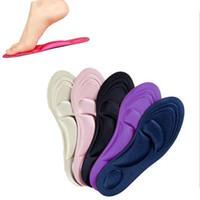 chaussures à talons hauts en coussin achat en gros de-1 paire 4D éponge douce semelle haut talon pad pad soulagement de la douleur insert coussin coussin 25.5cm