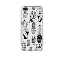 personalisierte handy fällen für iphone großhandel-100 PC-Großverkauf-personifizierte kundengebundene gedruckte transparente TPU Handy-Kasten-Abdeckung für Iphone mischen Form-Soem-Foto-Fall