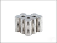 güçlü kalıcı mıknatıslar toptan satış-DHL ÜCRETSIZ Neodimyum Mıknatıs Kalıcı N35 12mm x 1.5mm NdFeB Süper Güçlü Güçlü Manyetik Mıknatıslar Küçük Yuvarlak Disk