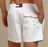 Wholesale Beach Jerseys - New Board POLO Shorts Mens Summer Beach Shorts Pants High-quality Swimwear Bermuda Male Letter Surf Life Men Swim tommy-003
