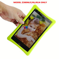 Wholesale asus zenpad tablets for sale - Group buy MingShore Silicone Rugged Case For Asus ZenPad Z380M Z380C Z380KL Z380KLN Inch Tablet Cover