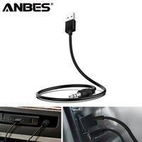 entegre araba toptan satış-Auto Car Bluetooth Adaptörü Alıcı Kablosuz 3.5mm Entegre 4.0 Mini Bluetooth Adaptörü AUX Jack Ses USB Otomatik Hoparlör Stereo