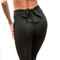 Wholesale butt lifting pants - Hot Sexy Women Butt Lift Pants Stretchy Skinny Leggings Pencil Slim Jeans Thin Capris Trousers KKA1477