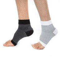 Wholesale support relief - Plantar Fasciitis Compression Sleeves For Ankle Pain Relief For Men Women Nurses Brace Guard 2 Colors Support FBA Drop Shipping G474Q