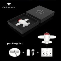 Wholesale model aircraft accessories for sale - Group buy The automobile Clip type car styling air outlet air freshener fragrance lovely model of small aircraft Car accessories