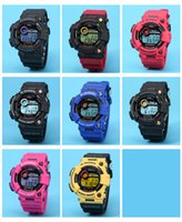 Wholesale solar watches for sale - AAA top quality relogio GWF frogman solar tide moon outdoor army men s sports watch military all functions SHOCK resistant wristwatch