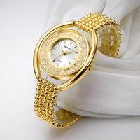 часы оптовых-20 шт. / лот горячие продать горный хрусталь дамы сплава браслет часы женщины платье часы Девушки подарок Фабрика цена продвижение