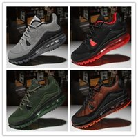 Wholesale Maxs Shoes - 2018 elite Running Shoes for Men and Women Trainers Shoes High Quality Sports Shoes Casual Maxs Athletic Sneakers With Box 36-47.