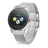 ingrosso orologi da polso corea-Sporch K88H Giappone e Corea versione MTK2502 4.0 Smartwatch frequenza cardiaca Track Orologio da polso impermeabile Smart Wearable Watch