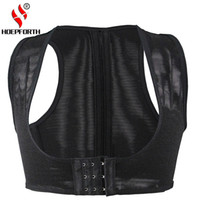 Wholesale body care corset for sale - Group buy Women Back Posture Corrector Brace Shoulder Support Therapy Correction Belt Health Care Body Underwear Shaper Corset Humpback
