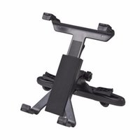 Wholesale tab stand car for sale - Group buy Universal Car Back Seat Headrest Mount Holder inch Tablet GPS Stand Bracket Backrest Kit for Samsung Galaxy Tab iPad Mini