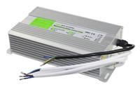светодиодный драйвер питания трансформатора оптовых-AC 110-240 В до 12 В 15 Вт - 200 Вт Водонепроницаемый IP67 Электронный драйвер наружного блока питания Светодиодные полосы Адаптер трансформатора Подводное освещение