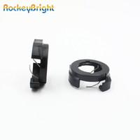 Wholesale vw passat headlights - Rockeybright LED H7 Bulb Holders clips for Megane 4 H7 led headlight adapter for Alfa HID socket VW passat B6