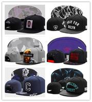 cayler sohn brooklyn hut großhandel-Gute Qualität 2018 neue CAYLER SONS markierte US justierbare Hysteresen-Baseballmütze-Hüte, billige heilige Brooklyn-wilde Art bedeckt Hut, Aufkleber mit einer Kappe
