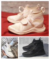 Wholesale girl shoes boots pink for sale - 2018 new popular Women girls Phenom Satin EP breathable Training Sneakers Boots Trainers sports Running Shoes Dropping Shipping Accepted