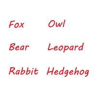 ingrosso coniglio del castoro-20 cm Divertente Sweetie foresta animale peluche coniglio owl fox Beaver hedgehog lince orso bambole di pezza bambini natale regalo di compleanno