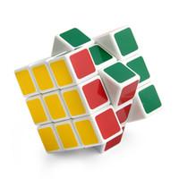 Wholesale magic game cubes resale online - Free DHL Puzzle cube cm Mini Magic Rubik Cube Game Rubik Learning Educational Game Rubik Cube Good Gift Toy Decompression toys B