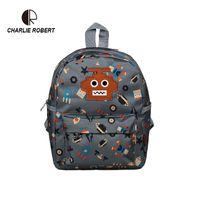 Wholesale Cute Robot Cartoon - Toddler Robot Backpack For Boys School Backpack For 1-3 Years Kids Cute Cartoon Robot Children