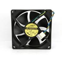 Original FOR ADDA AD0612US-D70GL DC 12V 0.15A 60x60x15mm 6015 2Lines Computer cooling fan