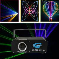 Wholesale rgb laser dmx ilda - 500mw RGB animation analog modulation laser light show  DMX,ILDA laser disco light  stage laser projector