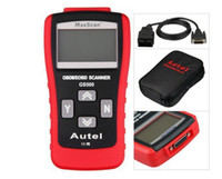 Wholesale obd scanner autel for sale - Group buy Code Reader GS500 OBD2 Autel MAXSCAN GS OBD Scanner Code Reader GS500 Code Reader Scanner