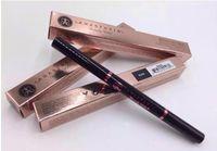 Wholesale soft eyebrow pencil - HOT MAKEUP Double Eyebrow Pencil BROW PENCIL CRAYON EBONY SOFT BROWN DARK BROWN MEDIUM BROWN CHOCOLATE Free Shipping