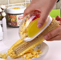 Wholesale stripper accessories resale online - Originality Corns Stripper Corn Separator Stripped Device Corn Grain Peeler Remover Kitchen Accessories Household Small Tools dh gg