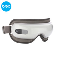 Wholesale eye massager magnetic resale online - New Style Breo Isee16 Air Pressure Eye Massager with Mp3 Eye Magnetic Far infrared Heating Eye Care Message