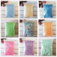 Wholesale toy 9mm for sale - 13g bags mm Macarons Light Colors Pastel Foam Beads No Bleeding colors Floam beads Slime Filler For Fish Tank Decoration Toy
