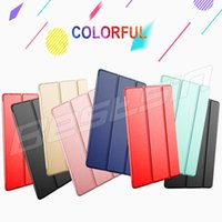 Wholesale inch tablet holster for sale - Filp Leather Soft Silicone Back Cover Case For iPad inch iPad Air inch Case Smart Stand Tablet Holster
