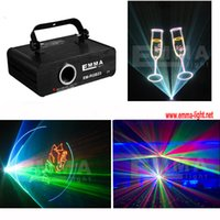 Wholesale Animation Stage Lighting - New 600mw 3D animation laser lights professional stage lighting dj equipment led lamp lases disco lights