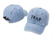 ingrosso cappelli graziosi-2019 caldo puro cotone TRAP cappello rosa belle ragazze come berretto da baseball trap musica 2 Chainz album rap lupo papà cappello hip hop cappa all'ingrosso personalizzato