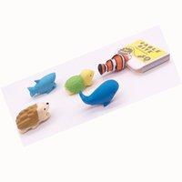 ingrosso mela mordicata-2019 Il più nuovo arrivo Cute Cartoon Animal Bite Cable cavo di protezione Buddies Protetive Animal Design morsi di cavi Animali Protector Protector