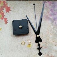 kits de mecanismos de relógio venda por atacado-Atacado 100 PCS 12 MM Shaft Silenciar Varredura Mecanismo de Movimento do Relógio de Quartzo Kits de Reparação com Braços Tamanho Grande