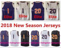 Wholesale Embroidery Basketball Jersey - Mens 2017-18 New season jerseys 1 DB 20 JJ Embroidery Logo jersey free shipping