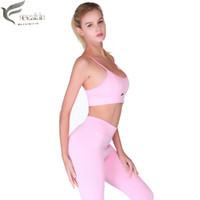 607239c516 Freeskin Ladies Yoga Set Tracksuit For Women Gym Running Sports Suit  Jogging Jumpsuit Fitness Sports Set