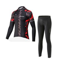 Wholesale 2018 MERIDA Cycling jerseys suit long sleeve new arrival mtb bike maillot ropa ciclismo hombre mens cycling clothing bicycle wear