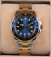 relógios de luxo venda por atacado-Relógio de luxo marca de luxo da qualidade do homem mais alto militar esportes calendário relógio de pulso luz amarela porta dourada 44mm relógio de quartzo