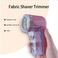 Wholesale trim remove for sale - Group buy Hot Home Use Portable two batteries clothing pill lint remover sweater substances shaver machine to remove the pellets new
