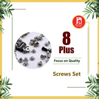 Wholesale iphone dock connector online - For iPhone Plus Full Screw Set With Dock Connector Bottom Torx Screws Complete Sets Replacement Accessories for Apple iphone P