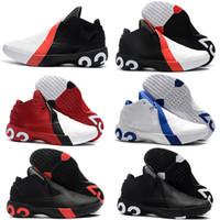 ingrosso scarpe da tennis ultra-Ultimi 23 Ultra Super Fly 3 X Slam Dunk 2018 MVP Scarpe da basket Uomo Grigio Uomo Zapatillas Classic Sport Sneakers Scarpe taglia 40-46