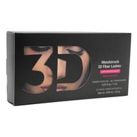 fiber maskara 2'li toptan satış-SıCAK You-nique 1030 3D Fiber Lashes Artı MASKARA 2 adet = 1 takım Marka Makyaj Setleri Kirpik Kirpik Ücretsiz kargo