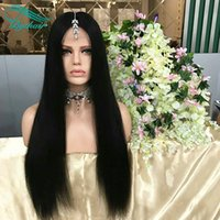 Wholesale Hairstyles For Long - Bythair Full Lace Wigs With Baby Hair 100% Unprocessed Brazilian Virgin Human Hair Wigs For Black Women Lace Front Wig