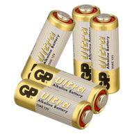 Wholesale 12v 23a battery - atteries Primary Dry Batteries 5pcs Lot 12V 23A Ultra Alkaline Battery GP High Voltage Battery A23 V23GA MN21 For Calculators  Keyfob Rem...