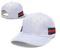 yeni kapak toptan satış-Yeni Varış 2018 Nadir Lüks beyzbol kapaklar Kanye West Aziz Pablo kap Nakış snapback kapaklar kemik yaz golf şapkalar 6 panel