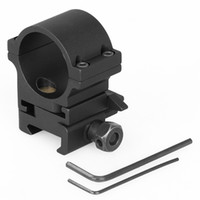 Wholesale ship railings resale online - New Arrival MM Ring Scope Mount fits on MM Rail For Scope Use CL24
